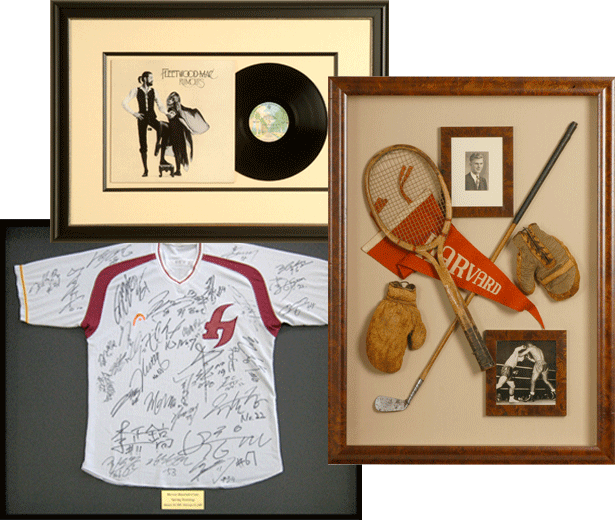 Sports Collectibles & Memorabilia